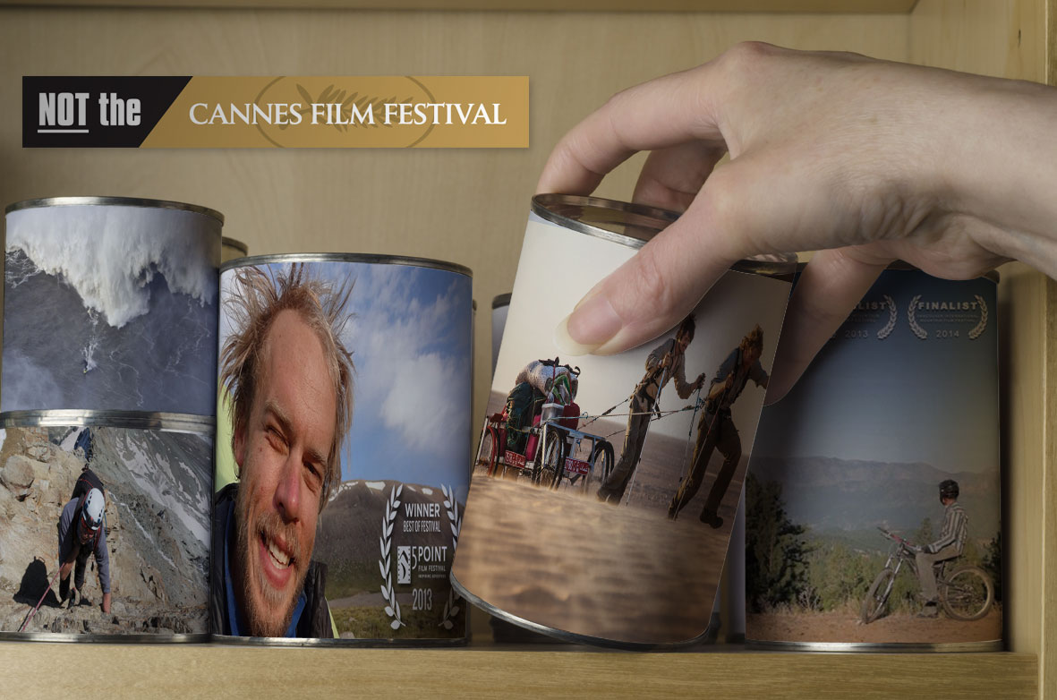 Don't look now! But Cannes is canned…